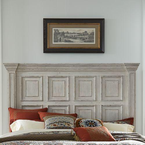 Liberty Furniture Industries - Queen Mansion Headboard