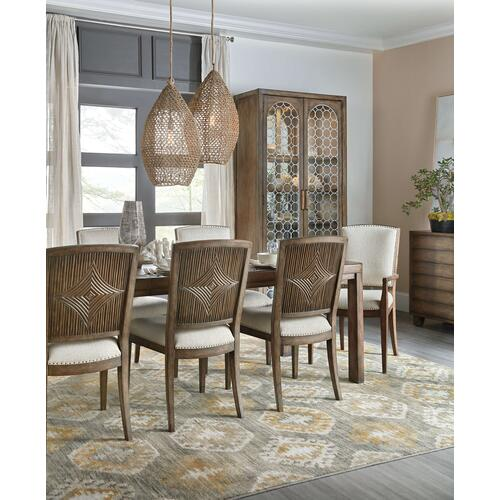 Sundance Rectangle Dining Table w/1-18in leaf
