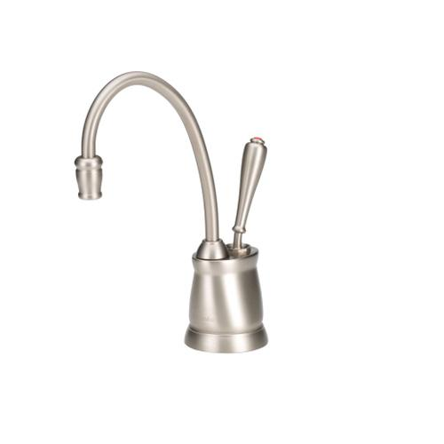 Insinkerator - Indulge Tuscan Hot Only Faucet (F-GN2215-Satin Nickel)