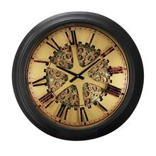 View Product - Classic Gears Wall Clock