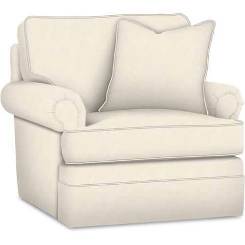 Kensington Customizable Swivel Chair