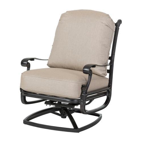 Gensun Casual Living - Florence Cushion High Back Swivel Rocking Lounge Chair