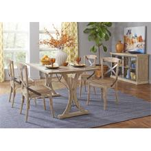 View Product - Folding Top Dining Table