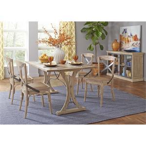 Largo - Folding Top Dining Table