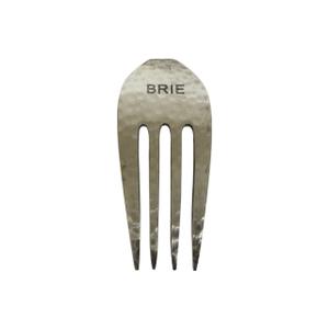 Epicureanist Rustic Cheese Fork Marker Set