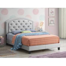 Gaby Bed Silver