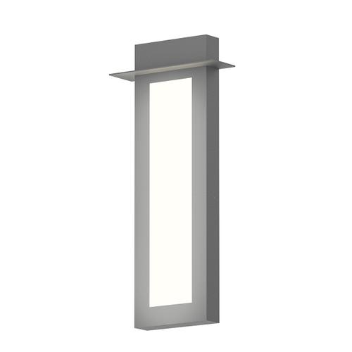 """Sonneman - A Way of Light - Prairie LED Sconce [Size=26"""", Color/Finish=Textured Gray]"""