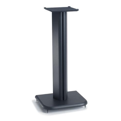 Product Image - Black Basic Series 24 inches tall for medium bookshelf speakers
