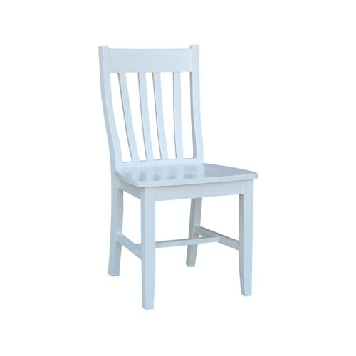 Product Image - Schoolhouse Chair in Pure White