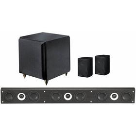 Audiophile 5.1 700 Watt Speaker System