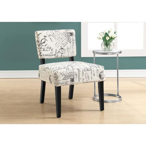 Gallery - ACCENT CHAIR - VINTAGE FRENCH FABRIC