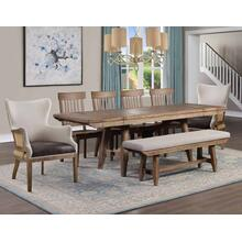 View Product - Riverdale 7-Piece Dining Set (Dining Table , 4 Side Chairs & 2 Captains Chairs)