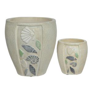 Antique Shell Vases Product Image