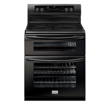 See Details - Frigidaire Gallery 30'' Freestanding Electric Double Oven Range