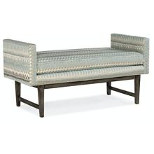 See Details - Living Room Renzo Bench