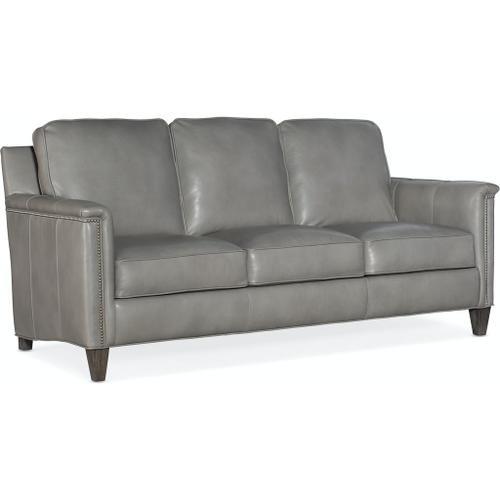 Bradington Young Davidson Stationary Sofa 8-Way Hand Tie 534-95