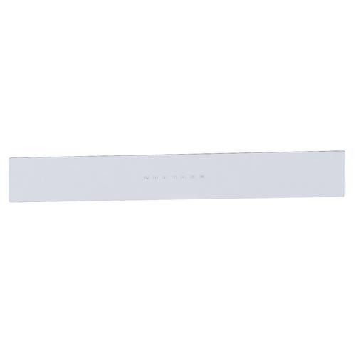 BEST Range Hoods - WCB3 & ICB3 36'' Front Glass Panel White