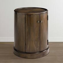 Palisades Drum Table
