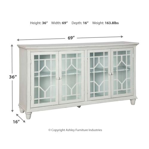 Dellenbury Accent Cabinet