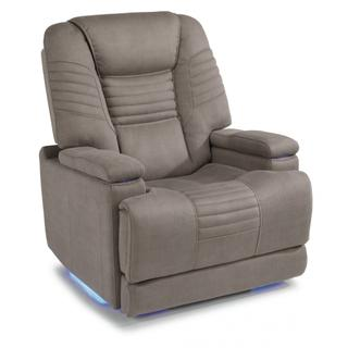 Bain Power Recliner with Power Headrest