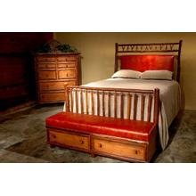 428 Upholstered Bed (Queen Shown)