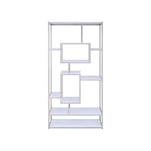 Alize Bookshelf, White
