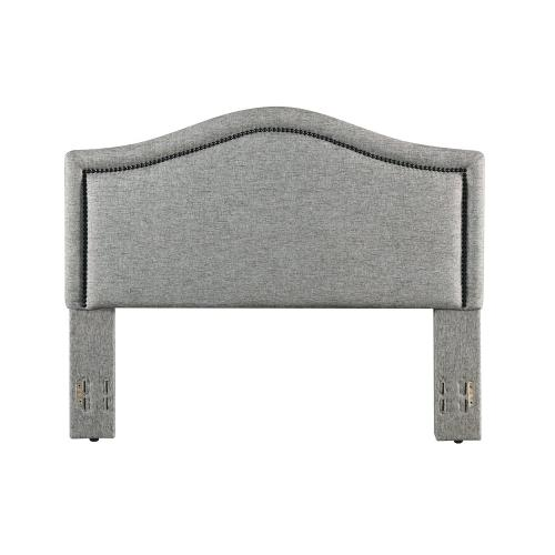 Grayling Platform Bed - Queen, Granite