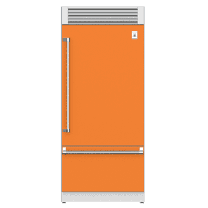 "36"" Pro Style Bottom Mount, Top Compressor Refrigerator - KRP Series - Citra"