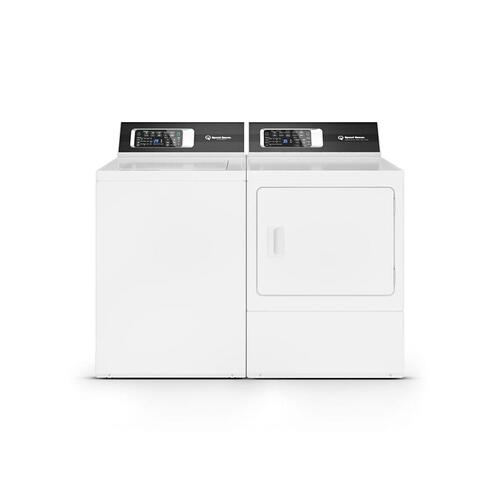 DR7 Sanitizing Gas Dryer with Pet Plus™  Steam  Over-dry Protection Technology  ENERGY STAR® Certified  7-Year Warranty