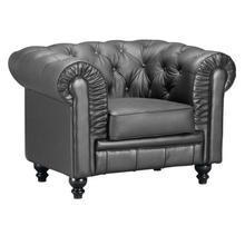 See Details - Aristocrat Arm Chair Black