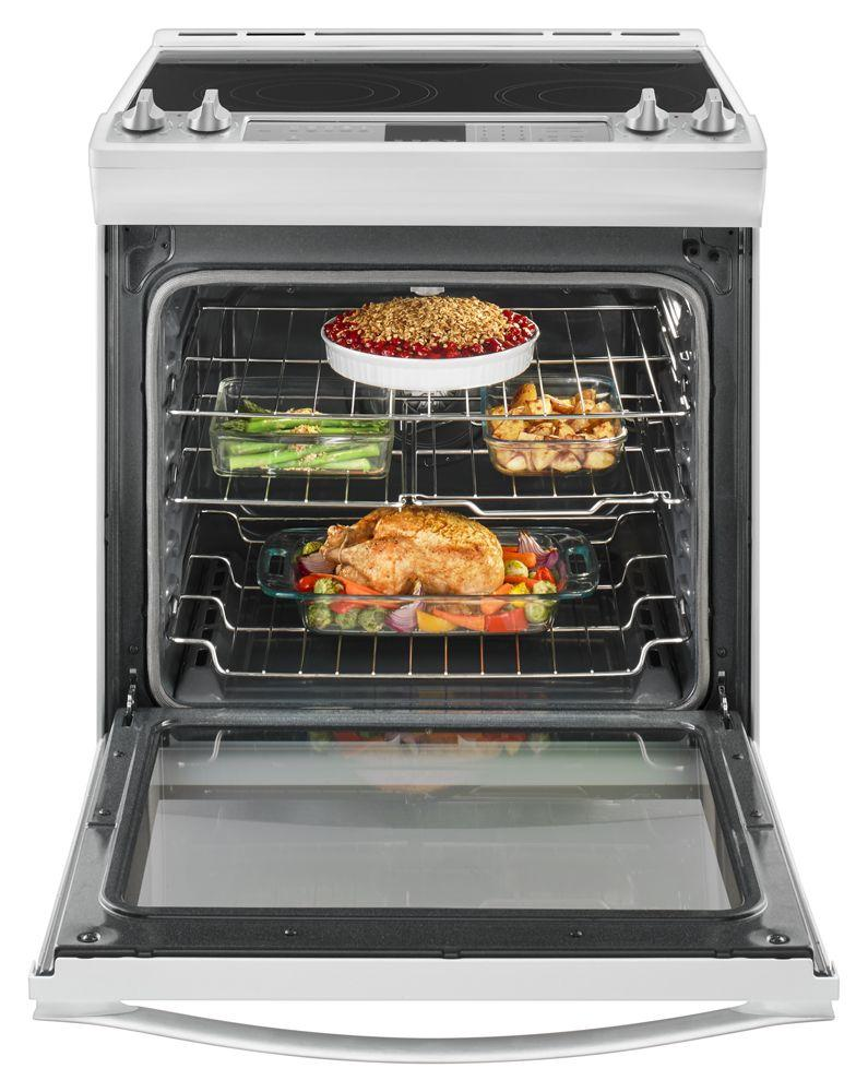 6.4 Cu. Ft. Slide-In Electric Range with True Convection Photo #3