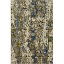 Mosaic Tributary Aquamarine 2'x3'
