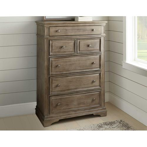 Highland Park Chest, Waxed Driftwood