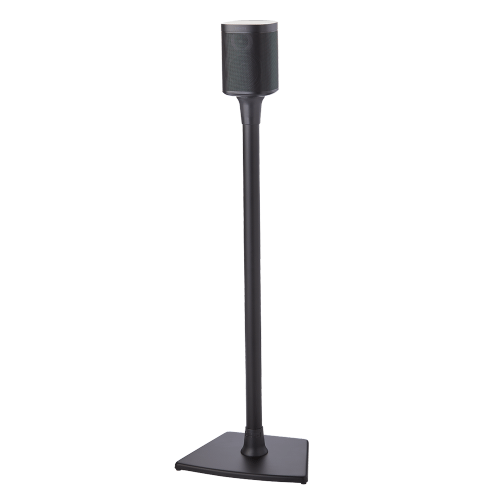 Black- Sanus Floor Stand