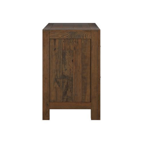 2-drawer Nightstand