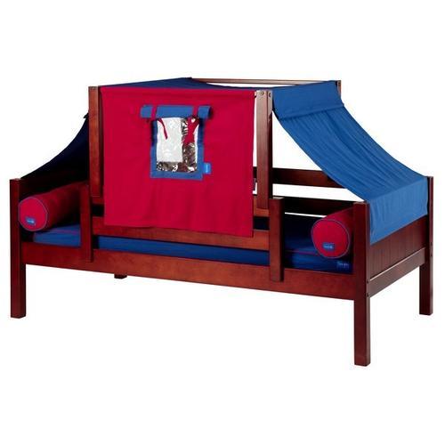 Maxtrix - Top Tent Fabric (Twin) : Blue/Red