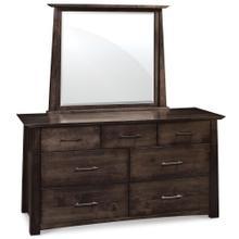 View Product - Naomi 7-Drawer Dresser, 63'w x 22 'd x 32 'h