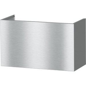 MieleDRDC 3018 - Duct Cover Chimney for concealing the ducting and adjusting the height to the wall unit.