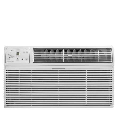 Frigidaire - Frigidaire 10,000 BTU Built-In Room Air Conditioner with Supplemental Heat