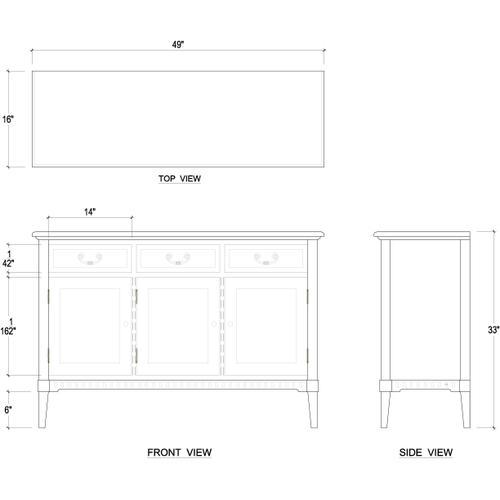Gallery - Marisol Sideboard