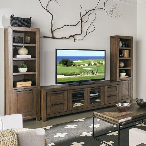 Arcadia Entertainment Wall