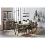 Milton Park - Rectangular Dining Table - Primitive Silk Finish Product Image