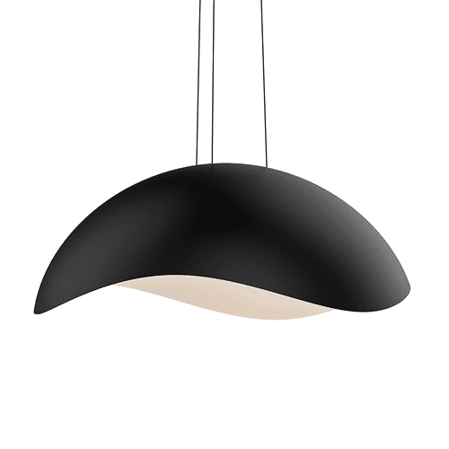 Waveforms™ Large Dome LED Pendant