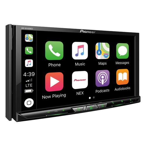 """7"""" - Android Auto /Apple CarPlay (wired/wireless), Bluetooth®, AppRadio®Mode+ - Multimedia DVD Receiver"""