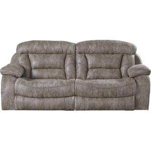 Lay Flat Reclining Console Loveseat w/Stor & Cuphol