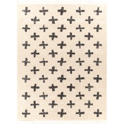 "Gallery - Berber Shag BBE-2310 3'11"" x 5'7"""