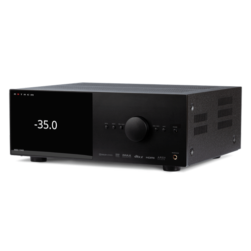 15.2 Pre-Amplifier / 11 Amplifier Channel A/V receiver with Dolby Atmos, DTS:X and IMAX Enhanced....