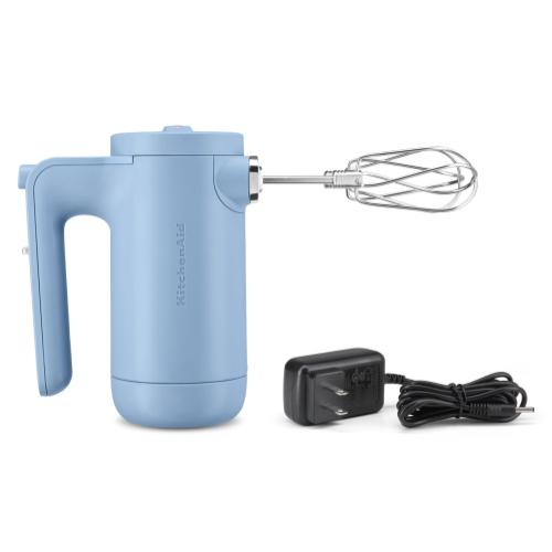 Cordless 7 Speed Hand Mixer - Blue Velvet