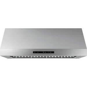 """48"""" Wall Hood, Silver Stainless Steel Product Image"""