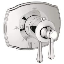 Clearance Grohflex Authentic Dual Function Thermostatic Valve Trim